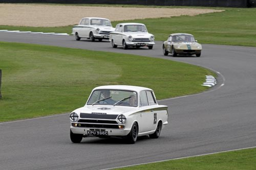 Goodwood: Cortina