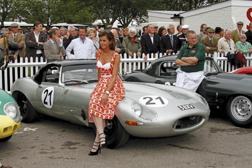 Goodwood: Jaguar E-Type