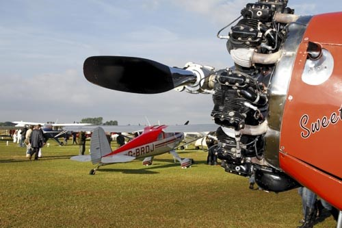 Goodwood: Boeing Stearman