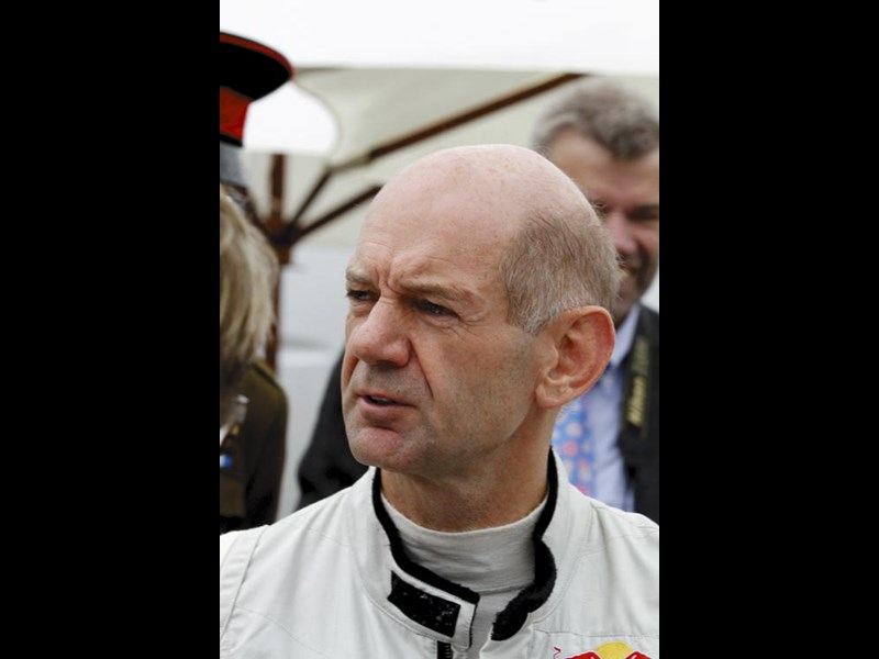 Goodwood: Adrian Newey