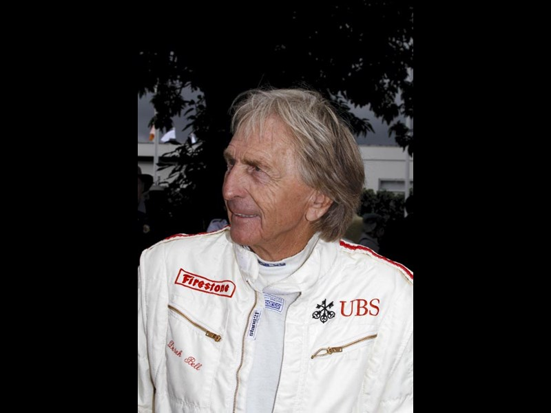 Goodwood: Derek Bell