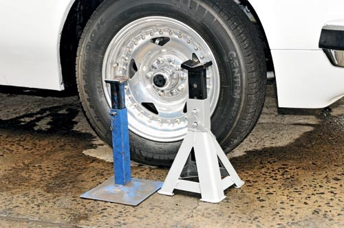 Car stands
