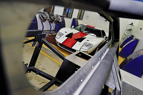 Roaring Forties: GT40 Tribute