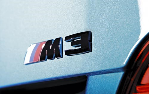 BMW M3 Pure Edition II
