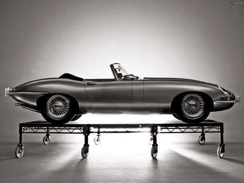World's Greatest Cars series: Jaguar E-Type