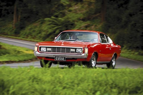 Chrysler VH Charger 770 SE 340