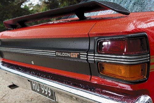 Ford Falcon XY GT-HO Phase 3