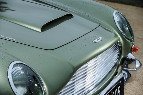 World's Greatest Cars series - Aston Martin DB4