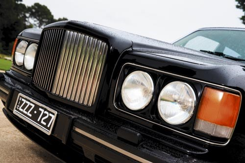 World's Greatest Cars series - Bentley Turbo R