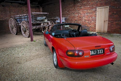 World's Greatest Cars series - Mazda MX-5