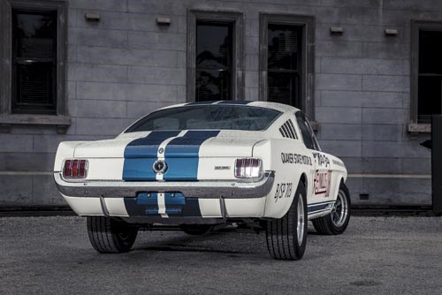 Shelby Mustang GT350