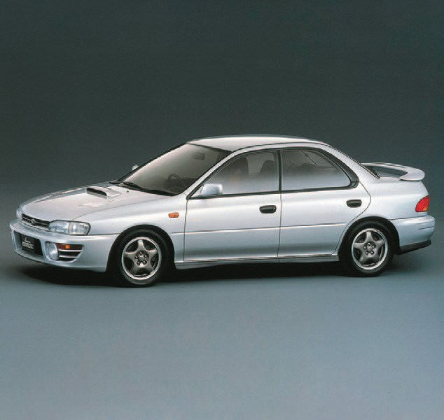 Japanese cars buyers guide: Subaru