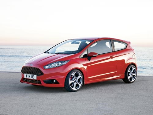 Driven: Ford Fiesta ST