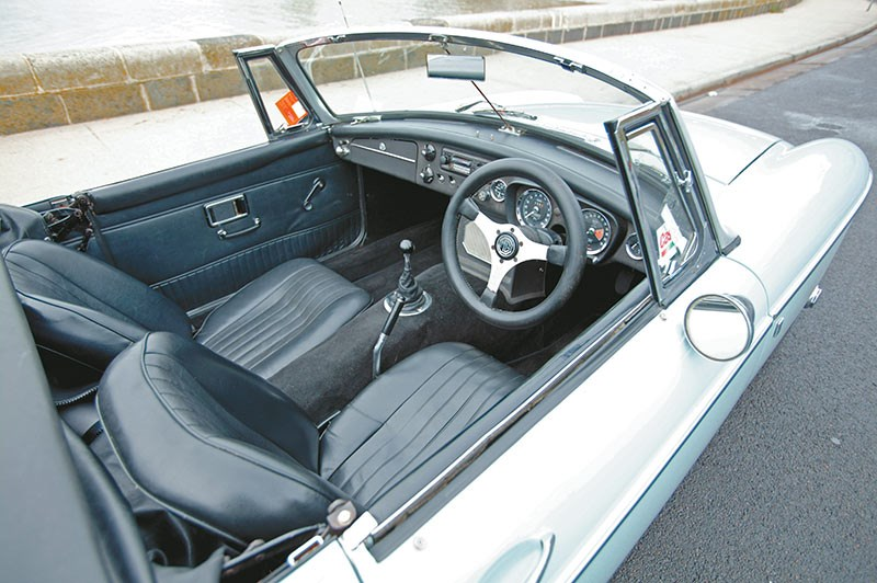 Buyer's Guide: MGB