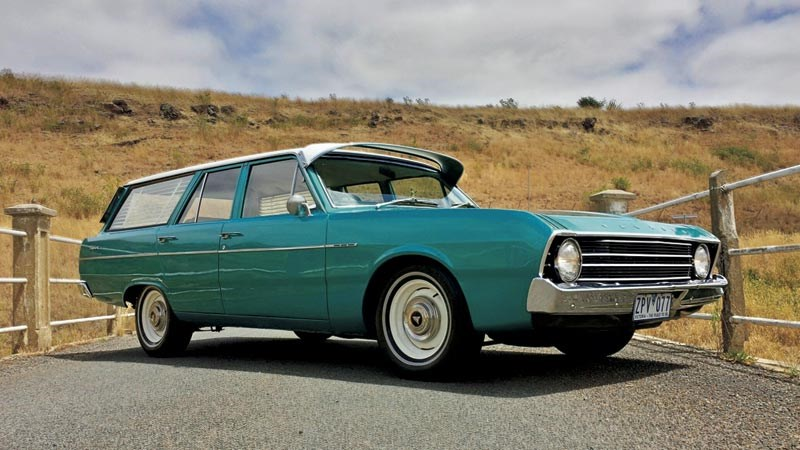 Reader's ride: 1969 VF Valiant Safari