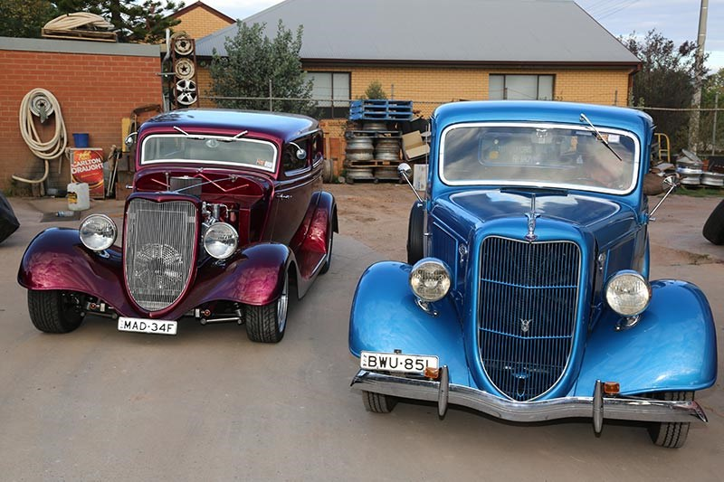 Narrandera Hot Rod Run 2014