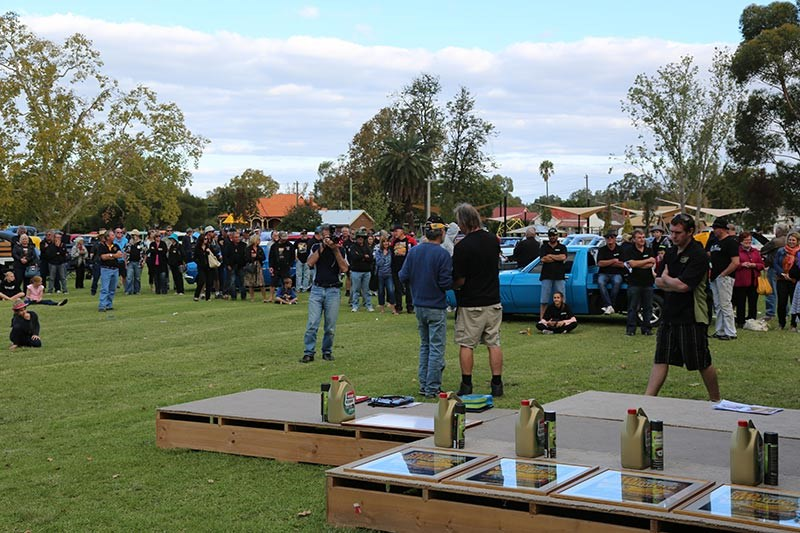 Narrandera Hot Rod Run 2014 - Show & Shine