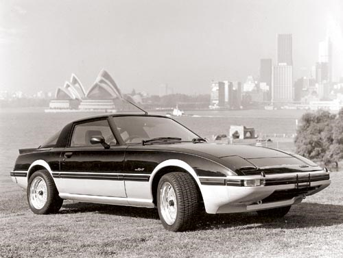 Mazda RX-7: Great cars of the '70s