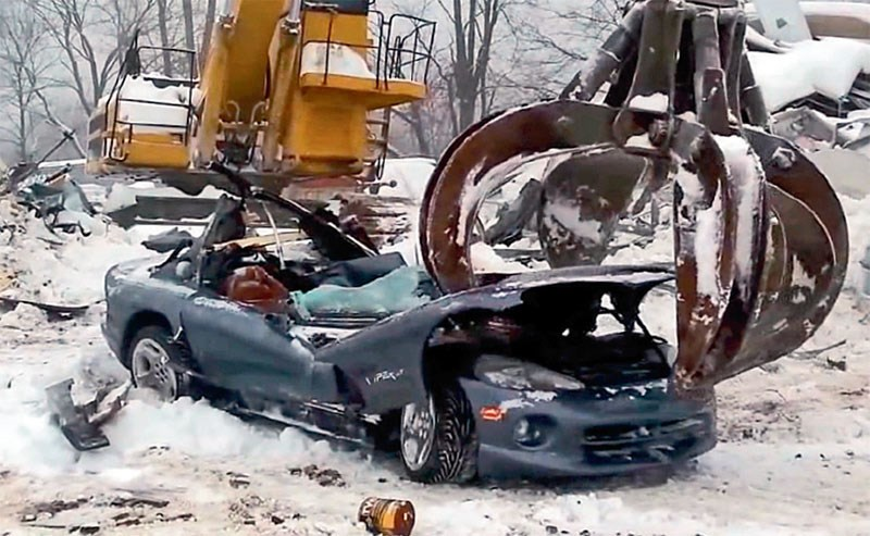 News: Dodge Viper cull