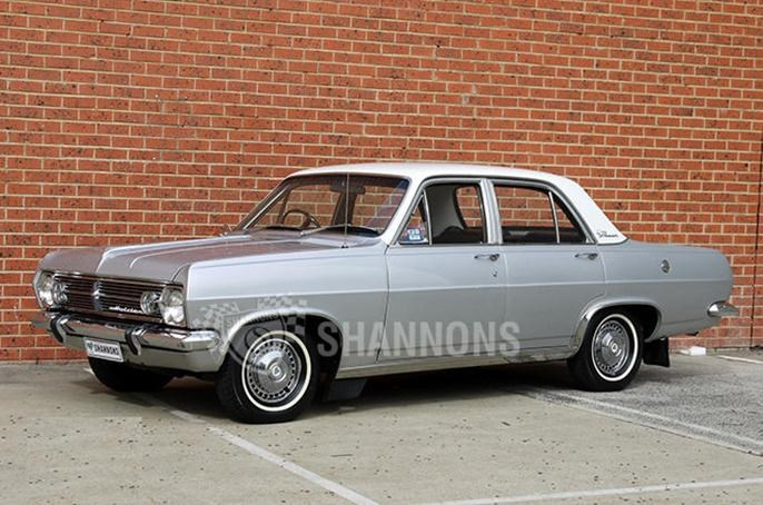 Shannons auctions: 1967 Holden HR Premier sedan