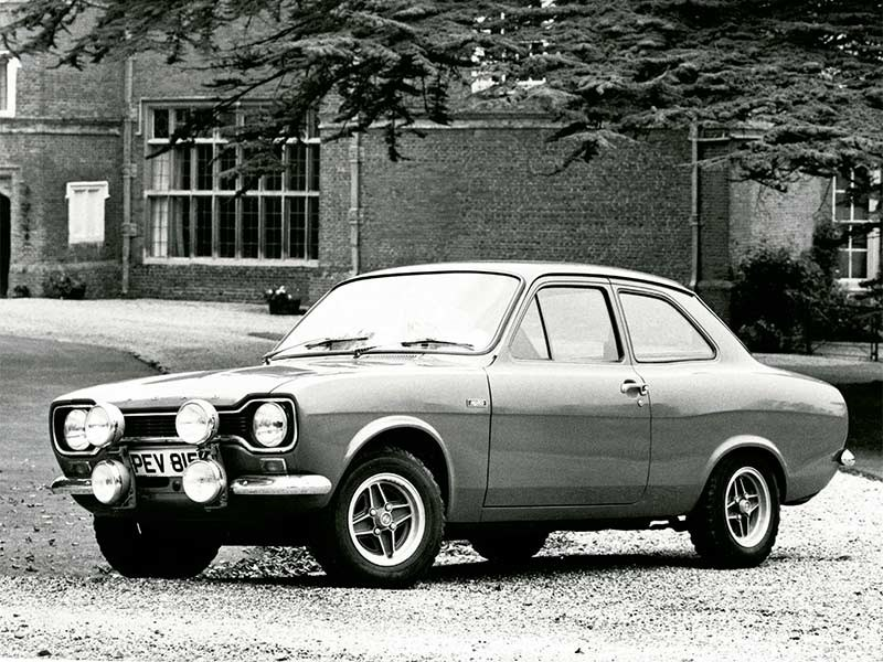Tempting testers: Ford Escort Twin Cam