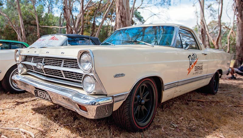 Peter Bouts' 1967 Ford Fairlane Ranchero
