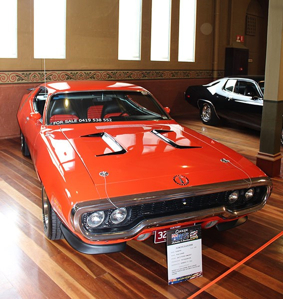 1971 Plymouth Roadrunner