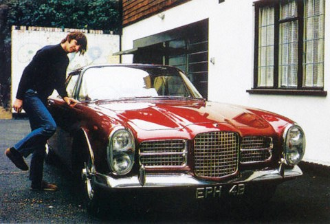Beatles' cars: Ringo Starr's 1964 Facel Vega Facel II