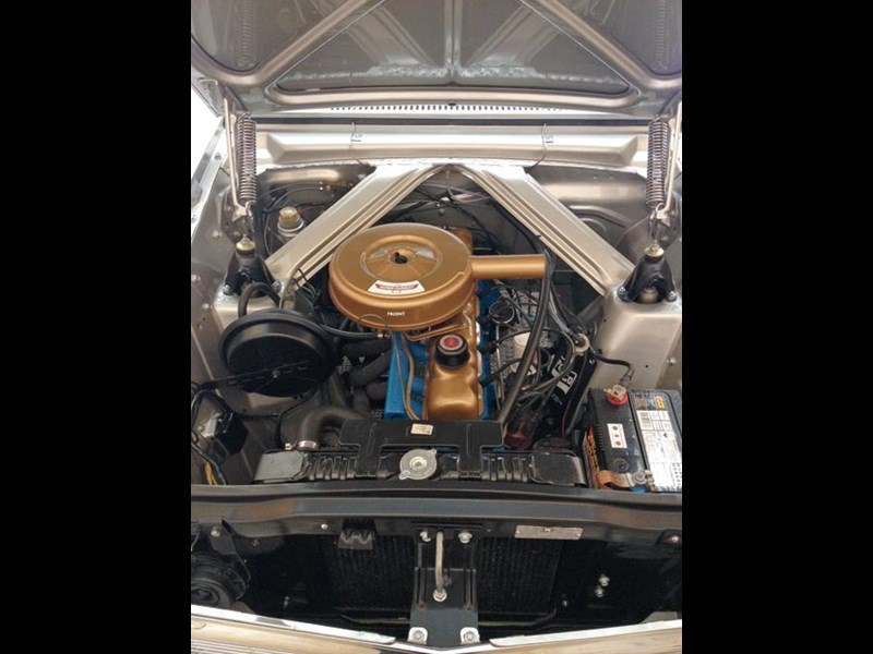 Reader resto: 1966 Ford XP Futura
