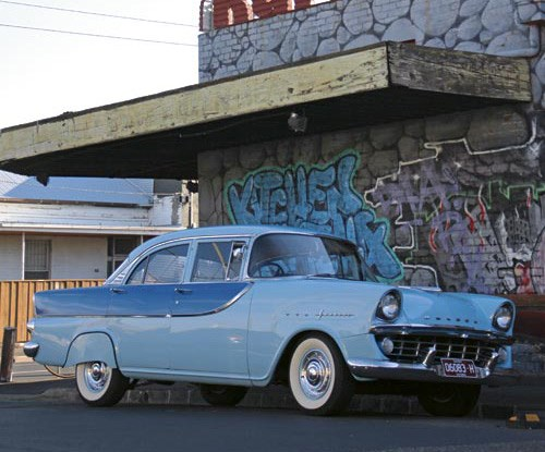 Sarah Tabone's 1960 Holden FB sedan
