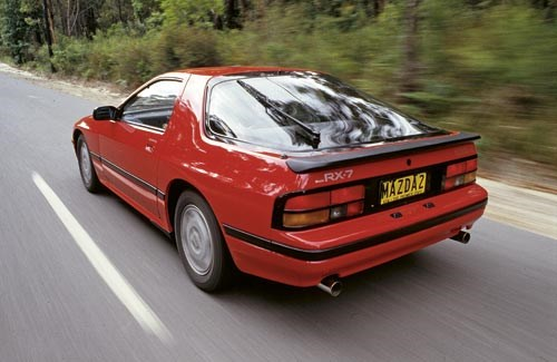 Buyer's guide: Mazda RX-7 Series 4-5