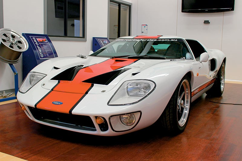 Roaring Forties - Ford GT40 tribute - part 5