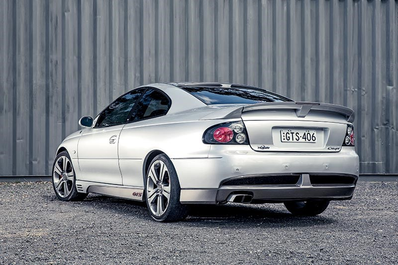 Top ten Holdens: HSV GTS Coupe