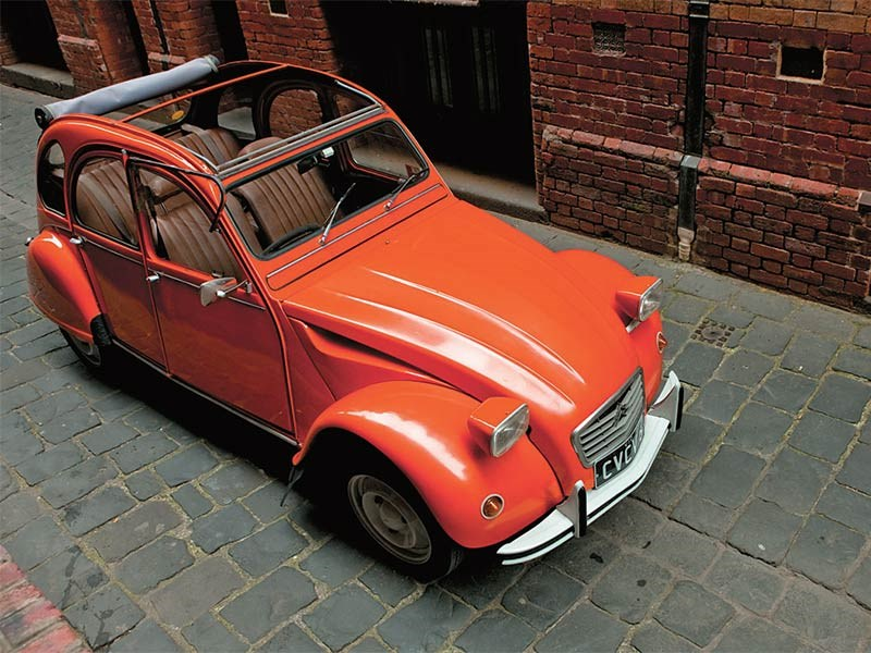 Buyer's guide: Citroen 2CV