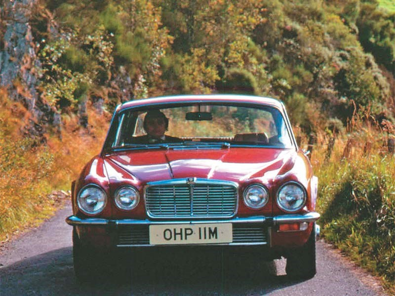 Buyer's guide: Jaguar XJ6 Series I-III (1968-87)