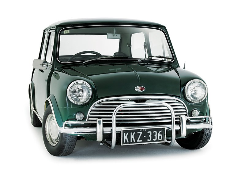 Buyer's guide: UK Classics - Mini Cooper S