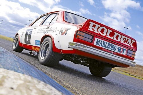 Peter Brock's Bathurst Holden SL/R 5000 L34