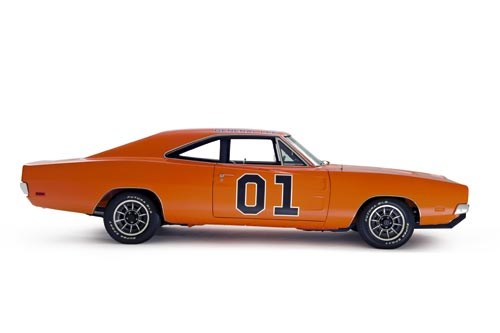 Plymouth Superbird/General Lee Charger