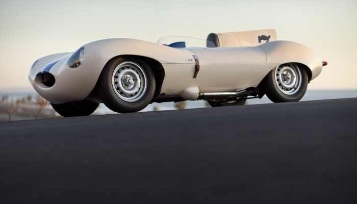 1956 Jaguar D-Type sold at Gooding & Company auction for $3.4 million