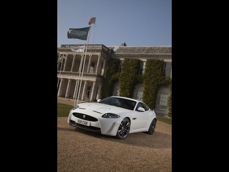 Jaguar set to go off at Goodwood
