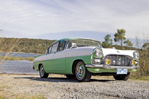 Vauxhall Cresta Buyer's Guide
