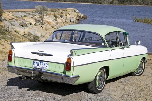 Vauxhall Velox Cresta 1958 65 Buyers Guide