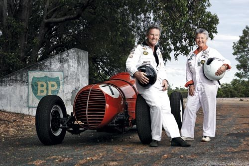 1938 Plymouth Special Racing Car