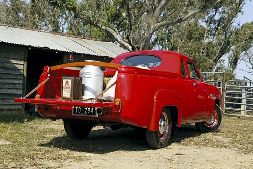 1951 Ford Deluxe Ute