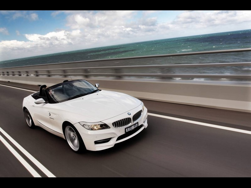 BMW Turbocharges its entire Z4 Roadster line-up