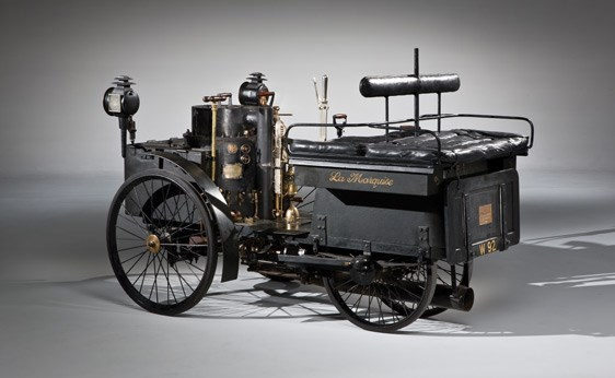 Steam car outstrips all pre-sale estimates
