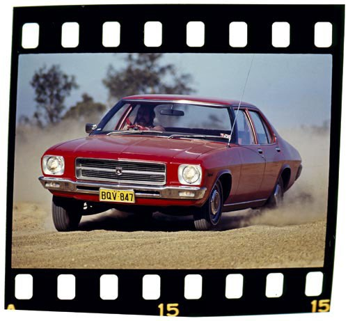 HQ Holden - 40 years