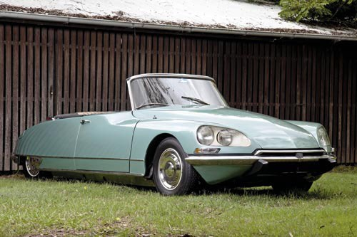 Citroen DS21 Decapotable