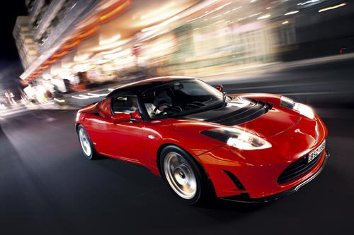 Tesla Roadster S by Lotus