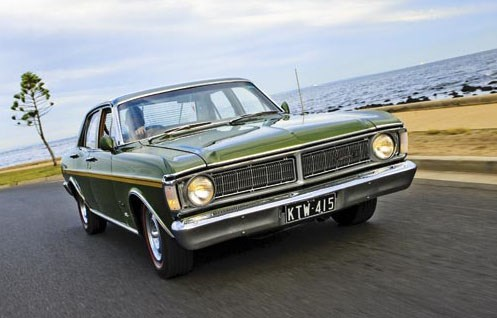 Ford XY Fairmont 351 GS